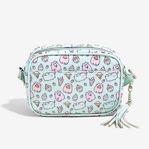 Pusheen Ice Cream Crossbody Purse
